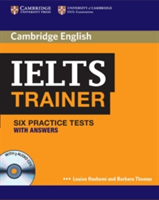 IELTS Trainer Six Practice Tests with Answers and Audio CDs (3) (Hashemi Louise)(Mixed media product)