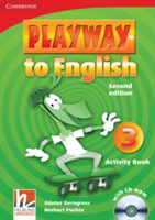 Playway to English Level 3 Activity Book with CD-ROM (Gerngross Gunter)(Mixed media product)