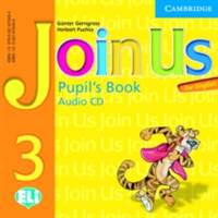 Join Us for English 3 Pupil's Book Audio CD (Gerngross Gunter)(CD-Audio)