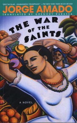 The War of the Saints (Amado Jorge)(Paperback)