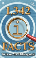 1,342 QI Facts to Leave You Flabbergasted (Lloyd John)(Pevná vazba)