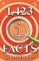 1,423 QI Facts to Bowl You Over (Lloyd John)(Pevná vazba)