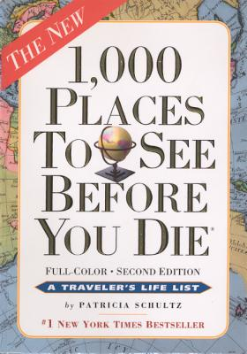 1,000 Places to See Before You Die (Schultz Patricia)(Prebound)