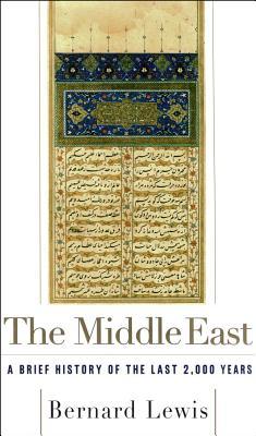 The Middle East (Lewis Bernard)(Paperback)