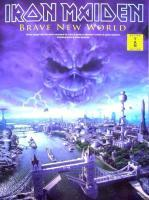Iron Maiden - Brave New World Guitar Tab Edition(Paperback / softback)