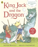 King Jack and the Dragon Book and CD (Bently Peter)(Mixed media product)