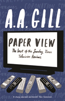Paper View - The Best of The Sunday Times Television Columns (Gill Adrian)(Paperback / softback)