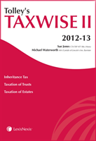 Tolley's Taxwise II 2012-13 (Jarman Chris)(Paperback)