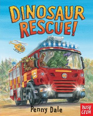 Dinosaur Rescue! (Dale Penny)(Board Books)