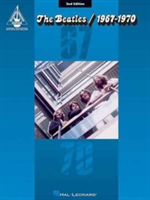 Beatles the 1967 - 1970 2nd Edition Guitar Recorded Version Gtr Tab Bk(Paperback)