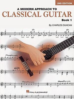 Levně Charles Duncan - A Modern Approach To Classical Guitar - Book 1 (Duncan Charles)(Paperback / softback)