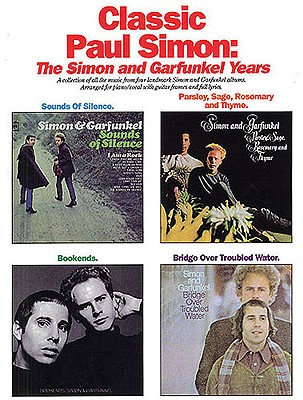 Classic Paul Simon - The Simon and Garfunkel Years (Simon Paul)(Paperback)