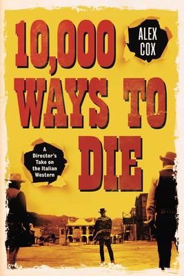 10,000 Ways To Die (Cox Alex)(Paperback / softback)