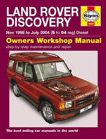 Land Rover Discovery Service and Repair Manual(Paperback)