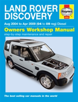 Land Rover Discovery Diesel Service and Repair Manual(Paperback)