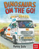 Dinosaurs on the Go! (Dale Ms. Penny)(Mixed media product)