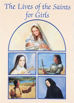 Lives of the Saints for Girls (Cavanagh Karen)(Paperback)