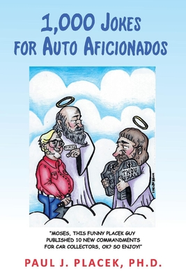 1,000 Jokes for Auto Aficionados (Placek Paul)(Paperback / softback)