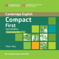 Compact First Class Audio CDs (2) (May Peter)(CD-Audio)