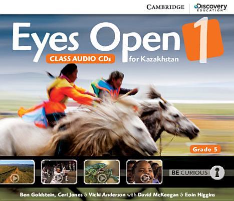Eyes Open Level 1 Class Audio CDs (3) (Goldstein Ben)(CD-Audio)