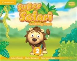 Super Safari Level 2 Activity Book (Puchta Herbert)(Paperback)