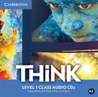 Think Level 1 Class Audio CDs (3) (Puchta Herbert)(CD-Audio)