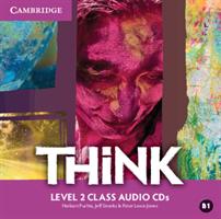 Think Level 2 Class Audio CDs (3) (Puchta Herbert)(CD-Audio)
