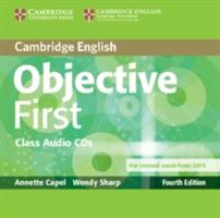 Objective First Class Audio CDs (2) (Capel Annette)(CD-Audio)