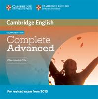 Complete Advanced Class Audio CDs (2) (Brook-Hart Guy)(CD-Audio)