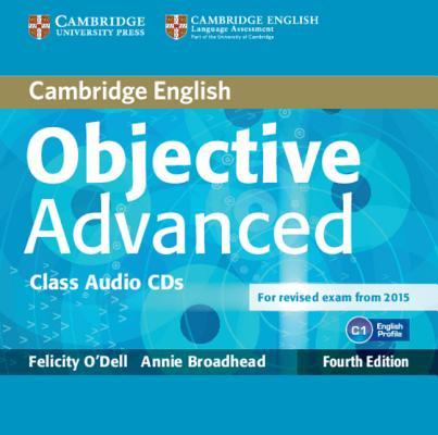 Objective Advanced Class Audio CDs (2) (O'Dell Felicity)(CD-Audio)