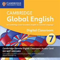 Cambridge Global English Stage 7 Cambridge Elevate Digital Classroom Access Card (1 Year) - For Cambridge Lower Secondary English as a Second Language (Barker Christopher)(Digital product license key)