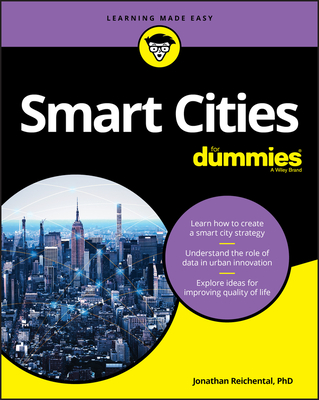 Smart Cities For Dummies (Reichental Jonathan)(Paperback / softback)