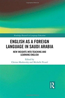 English as a Foreign Language in Saudi Arabia - New Insights into Teaching and Learning English(Pevná vazba)