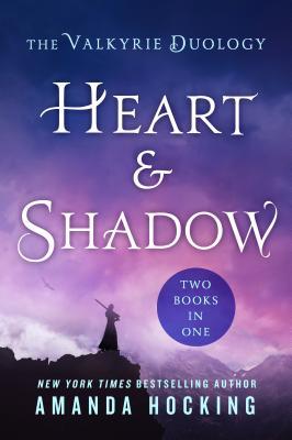 HEART SHADOW THE VALKYRIE DUOLOGY (AMANDA HOCKING)(Paperback)