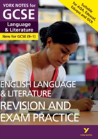 English Language and Literature Revision and Exam Practice: York Notes for GCSE (9-1) (Green Mary)(Paperback)