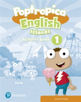 Poptropica English Islands Level 1 Handwriting Activity Book (Malpas Susannah)(Paperback / softback)