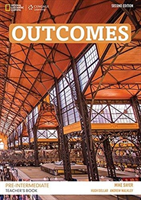 Outcomes Pre-Intermediate: Teacher's Book with Class Audio CD(Mixed media product)