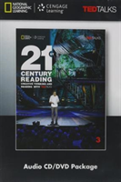 21st Century Reading with TED Talks Level 3 Audio CD & DVD package(Mixed media product)