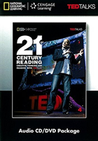 21st Century Reading with TED Talks Level 4 Audio CD & DVD Package(Mixed media product)