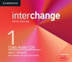 Interchange Level 1 Class Audio CDs (Richards Jack C.)(CD-Audio)