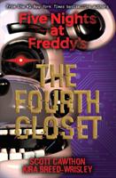 Five Nights at Freddy's: The Fourth Closet (Breed-Wrisley Kira)(Paperback)