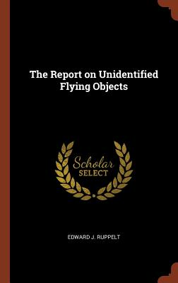 Pinnacle The Report on Unidentified Flying Objects (Ruppelt Edward J.)(Cartonat)