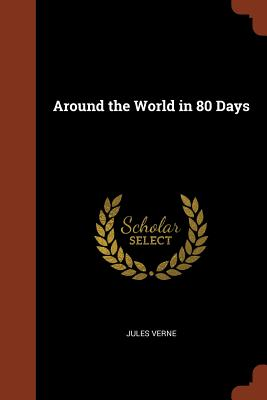Pinnacle Around the World in 80 Days (Verne Jules)(Paperback)