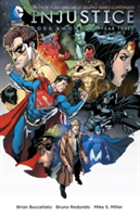 Injustice: Gods Among Us: Year Three Vol. 2 (Buccellato Brian)(Paperback)