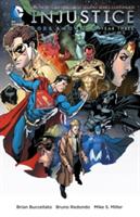 Injustice: Gods Among Us: Year Three Vol. 2 (Buccellato Brian)(Paperback)