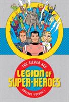 Legion of Super Heroes: The Silver Age Omnibus Vol. 1 (Binder Otto)(Pevná vazba)