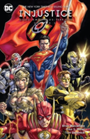 Injustice: Gods Among Us: Year Five Vol. 3 (Buccellato Brian)(Paperback)