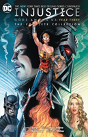 Injustice Gods Among Us Year Three The Complete Collection (Taylor T.)(Paperback)