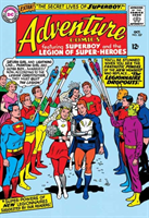 Legion of Super-Heroes: The Silver Age Omnibus Vol. 2 - The Silver Age Omnibus Volume 2(Pevná vazba)