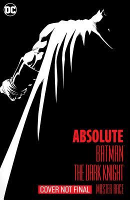Absolute Batman: The Dark Knight - The Master Race (Miller Frank)(Pevná vazba)